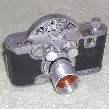 (2) Mercury II Model CX Cameras - Cameras