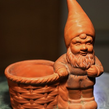 Small Gnome Planter