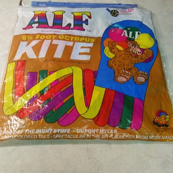 ALF OCTOPUS KITE