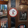 Mickey Giant Wristwatch Clock