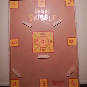 Deluxe Skibble Board-Looking for Instructions
