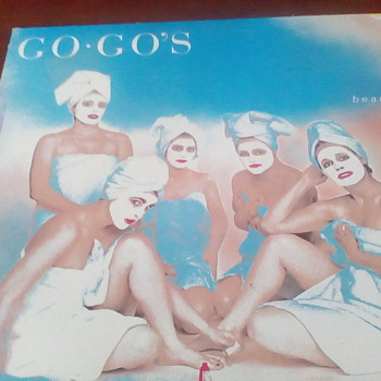 "The Go Go's "" Beauty And The Beat"" - Records"