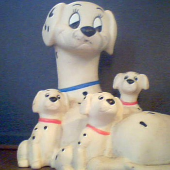 101 Dalmatians Bank - Coin Operated