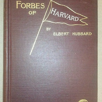 Forbes of Harvard... - Arts and Crafts
