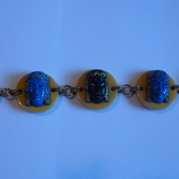 Bakelite bracelet