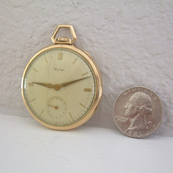 Wyler pocketwatch