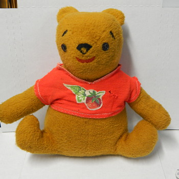 Help Identify My Teddy Bear