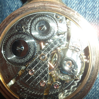 Is this the right case for this pocket watch - Pocket Watches