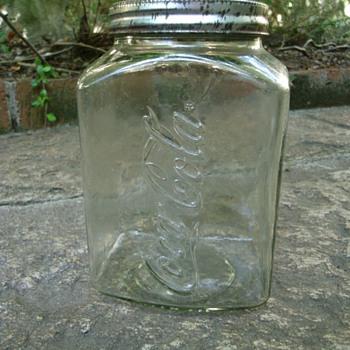Vintage Coca Cola Jar. - Coca-Cola