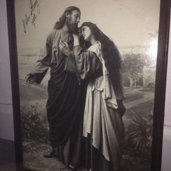 ALTON LANG 1900 Passion Play - Visual Art
