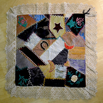 Little Crazy Quilt - Folk Art