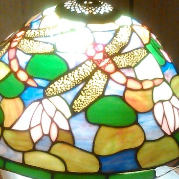 is it a tiffany - Lamps