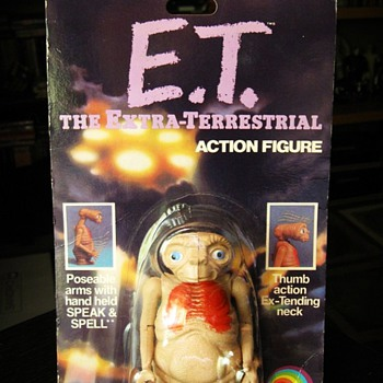 The E.T. Collection (Part I) - Toys