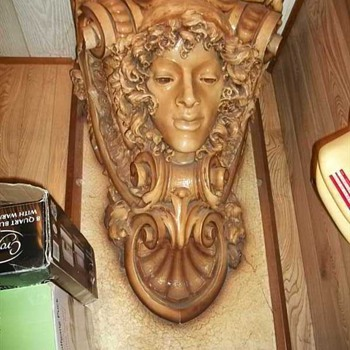 Theatre decor - Art Deco