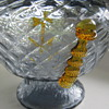 KRALIK QUILTED - DIAMOND VASE