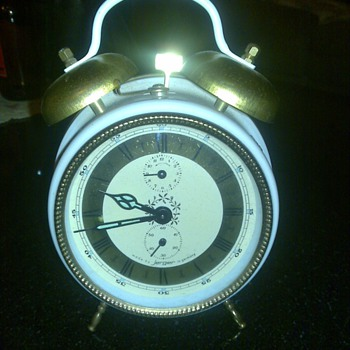 Jerger Alarm Clock - Clocks