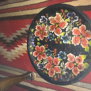 Batea mexican plate