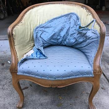 Small tub chair - Furniture