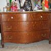 Widdcomb Tiger Oak Dresser