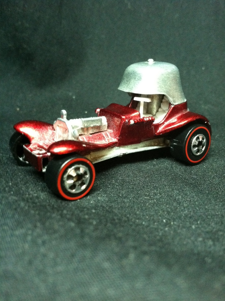 May Have A Rare Hot Wheel Item 1970 Vintage Hot Wheel Red