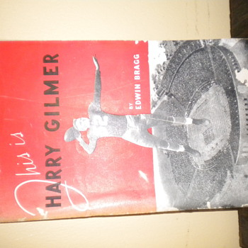 Harry Gilmer book-University of Alabama - Football