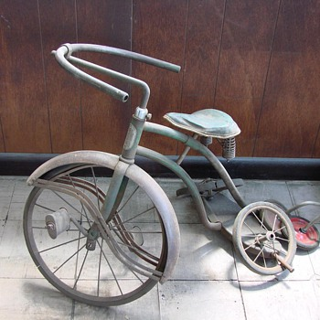 Siebert &amp; Hedstrom Tricycles...any value??