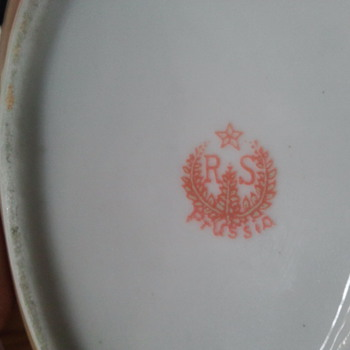 R.S. Prussia Trinket Box - China and Dinnerware