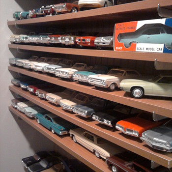 "Nothing is more fun then finding that ""I've been looking for that..."" car! - Model Cars"