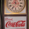 Coca Cola Clock