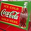 1932 Coca-Cola Sign
