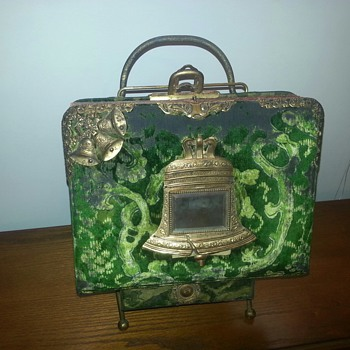 Victorian Photo album Holder