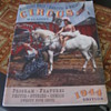 CIRCUS PROGRAM MAGAZINE CIRCA 1944