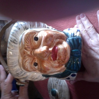 Ugly cookie jar