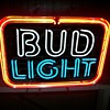 Just got this never used  and like brand new 1987 Bud Light neon bar sign.
