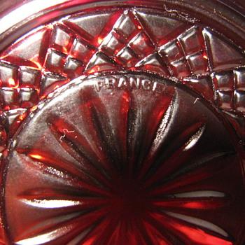 France Bowls - Glassware