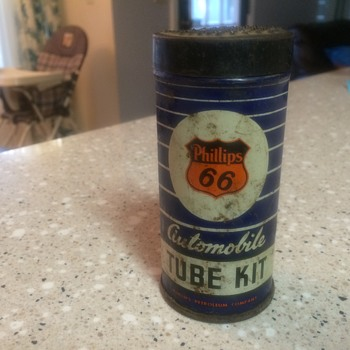 Phillips 66 Automobile TUBE KIT - Petroliana