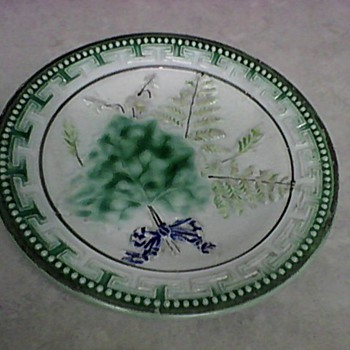 EVERGREEN PLATE - China and Dinnerware