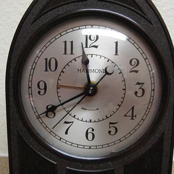 Hammond Ravenswood Alarm - Art Deco