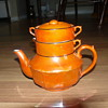 Tea Pot Made in Czeche Slovakia
