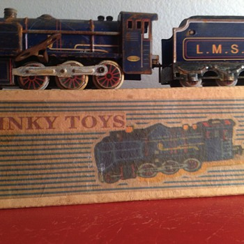 Unknown Dinky Toy - Model Trains