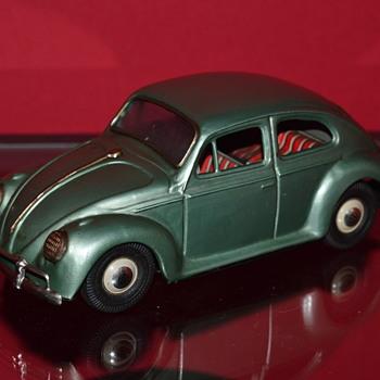 VW beetle bandai - Model Cars