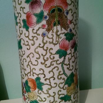 "asian 11"" vase"