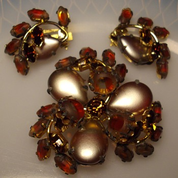 Recent demi sets. - Costume Jewelry