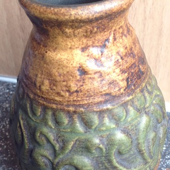 Jasba Small vase.  - Art Pottery