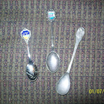 Lina&#039;s Silver Spoon&#039;s - Sterling Silver