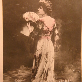 Beauties of 1900 - Tobacciana