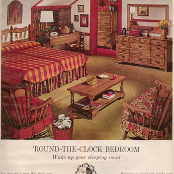 1968 - Tell City Furniture Advertisement - Advertising