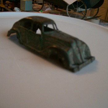 Hubley Die Cast
