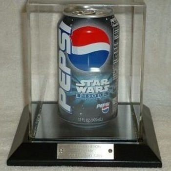 "Pepsi ""Destiny"" Star Wars Can  - Movies"