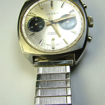 "Swiss Made Wrist Watch ""Lemey"" - Wristwatches"